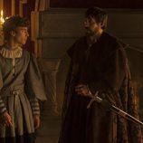 Juan de Padilla buscará un levantamiento liderado por Fernando en 'Carlos, Rey Emperador'