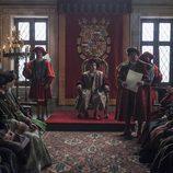 Carlos V convoca las cortes en Castilla en 'Carlos, Rey Emperador'
