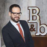 Jorge Usón interpreta a Lucas Berdón en 'B&b, de boca en boca'