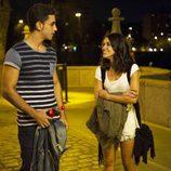 Hugo y Sonia, intepretados por César Mateo y Macarena García en la nueva temporada de 'B&b, de boca en boca'