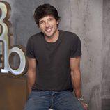 Andrés Velencoso interpreta a Rubén en 'B&b, de boca en boca'