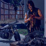 Norman Reedus es Daryl Dixon en la sexta temporada de 'The Walking Dead'