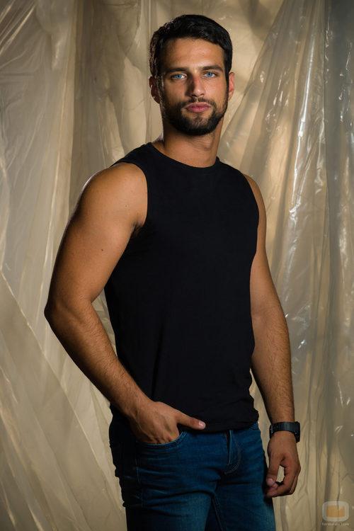 Jesús Castro es Lucas en 'Mar de plástico'