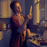 Melissa McBride es Carol Peletier en la sexta temporada de 'The Walking Dead'