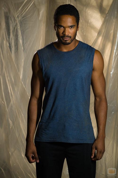 Will Shepard interpreta al lider de los temporeros Kaled en 'Mar de plástico'