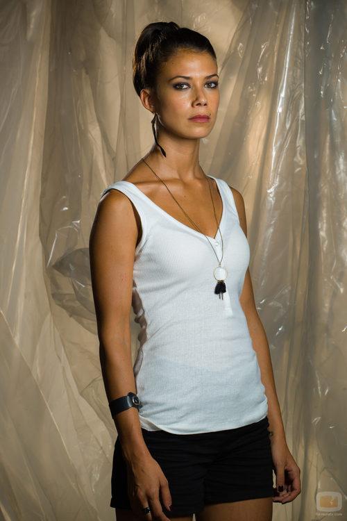 Andrea del Río es Pilar en 'Mar de plástico'