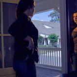 Lauren Cohan es Maggie Greene en la sexta temporada de 'The Walking Dead'
