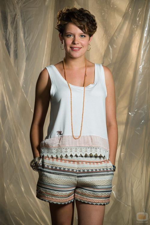 Andrea Ros es Mar en 'Mar de plástico'