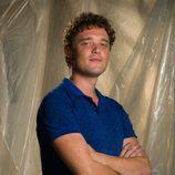 Federico Aguado es Sergio Rueda en 'Mar de plástico'