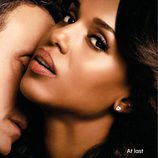 Cartel promocional de la quinta temporada de 'Scandal'