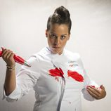 Carlota Bonder, concursante de la tercera edición de 'Top Chef'