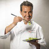 Carlos Caballero, concursante de la tercera edición de 'Top Chef'