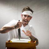 Oriol Lomas, concursante de la tercera edición de 'Top Chef'