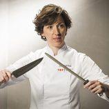Mari Paz Marto, concursante de la tercera edición de 'Top Chef'