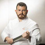 Alejandro Platero, concursante de la tercera edición de 'Top Chef'