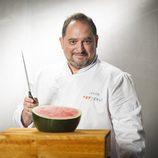 Jesús Vega concursante de la tercera edición de 'Top Chef'