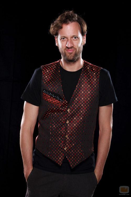 Edu Soto, concursante de la cuarta edición de 'Tu cara me suena'