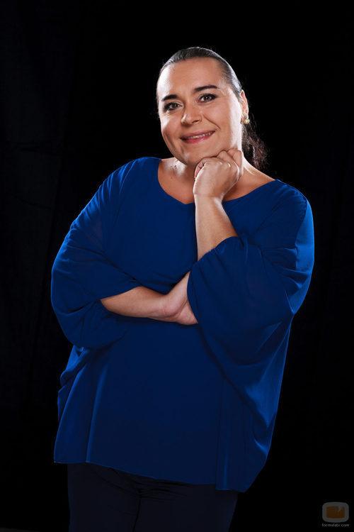 Falete, concursante de la cuarta edición de 'Tu cara me suena'