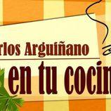 Logotipo de 'Karlos Arguiñano en tu cocina', temporada 2010-2011