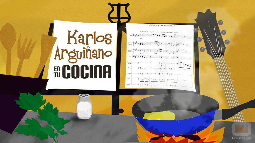 Logotipo de 39 karlos argui ano en tu cocina 39 temporada for Cocina karlos arguinano