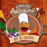 Logotipo de 'Karlos Arguiñano en tu cocina', temporada 2012-2013