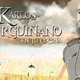 Logotipo de 'Karlos Arguiñano en tu cocina', temporada 2013-2014