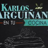 Logotipo de 'Karlos Arguiñano en tu cocina', temporada 2014-2015