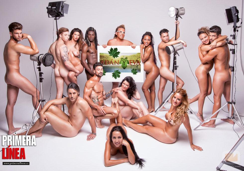 Los desnudos de 'Adán y Eva' (T1)