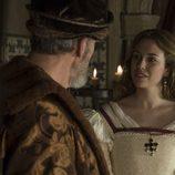Isabel de Portugal se entera de su matrimonio con Carlos en 'Carlos, Rey Emperador'