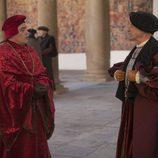 Adriano de Utrecht se encuentra con el señor de Chièvres en 'Carlos, Rey Emperador'
