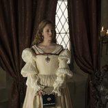 Isabel de Portugal, muy seria y resignada en 'Carlos, Rey Emperador'