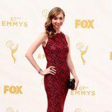 Lauren Lapkus en los Emmy 2015