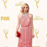 Zoe Kazan en los Premios Emmy 2015