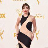 Naomi Grossman en los Premios Emmy 2015
