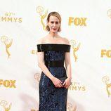 Sarah Paulson en los Premios Emmy 2015