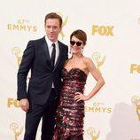 Damian Lewis en los Emmy 2015