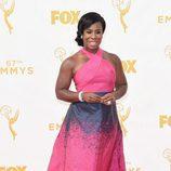 Uzo Aduba en los Emmy 2015