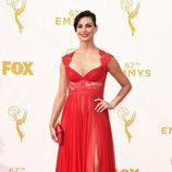 Morena Baccarin en los Emmys 2015