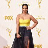 Dascha Polanco en los Emmy 2015