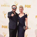 Ricky Gervais en los Emmy 2015