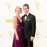 Claire Danes y Hugh Dancy en los Emmy 2015