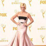 Jane Krakowski en la alfombra roja de los Emmy 2015