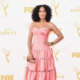 Tracee Ellis Ross en los Emmy 2015