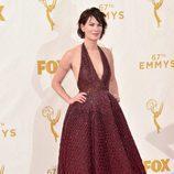 Lena Headey en los Emmy 2015