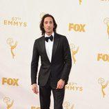 Adrien Brody en los Emmy 2015