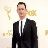 Colin Hanks en los Emmy 2015