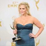 Amy Schumer se alzó con uno de los Emmy 2015
