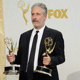 Jon Stewart se despide con un nuevo Emmy 2015