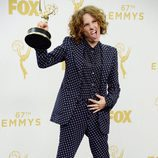 Jill Soloway, una divertida ganadora en los Emmy 2015