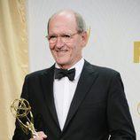 Richard Jenkins, un elegante ganador del Emmy 2015